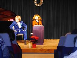 ギャンブラー&宣教師『ガイズ&ドールズ』より スカイ・マスターソン/夏野薔薇礼 サラ・ブラウン/白鳥王子