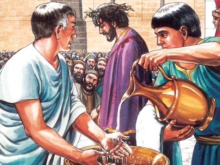 ピラトの判決 Pilate's Judgement
