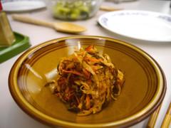 浦安国際キリスト教会・リトリート第一日目夕食