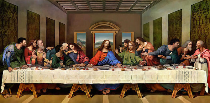 最後の晩餐 The Last Supper