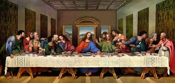 最後の晩餐 浦安国際キリスト教会礼拝メッセージ