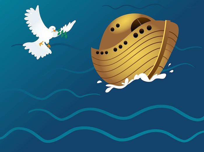 ノアの忍耐 The Patience of Noah