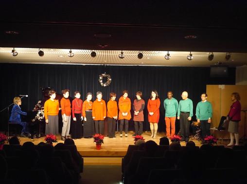 浦安国際キリスト教会クワイヤー〜クリスマスコンサート