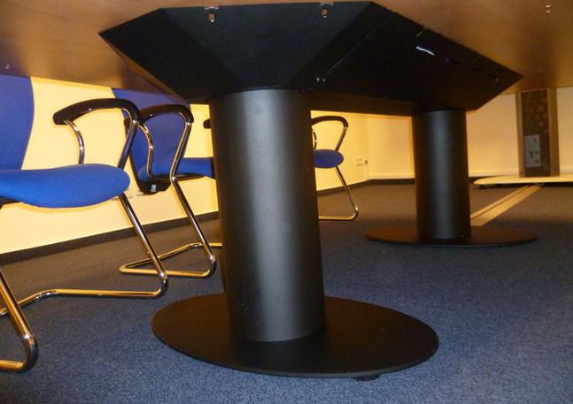 Irodai Asztal Lábazat