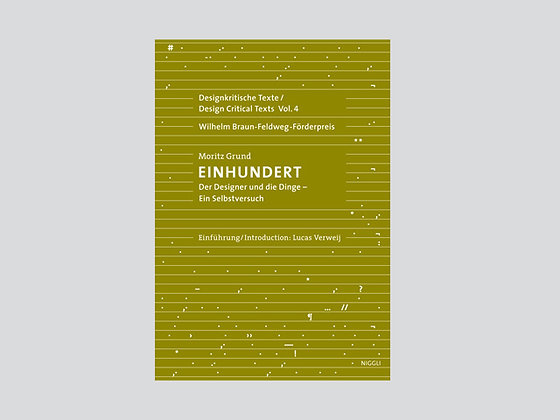 Moritz Grund: Einhundert