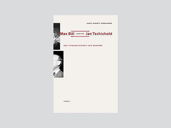 Max Bill kontra Jan Tschichold