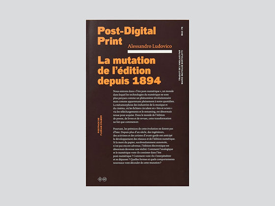 Post-Digital Print