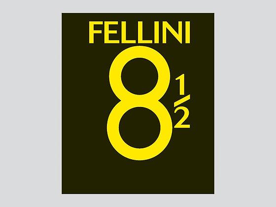 Fellini 8 1/2