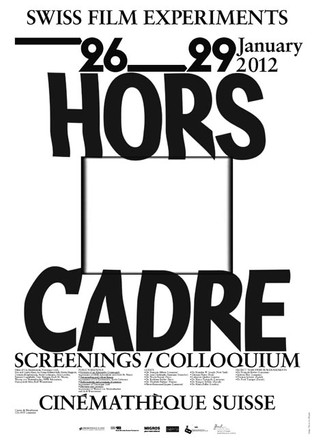 Poster for The Swiss Film Archive