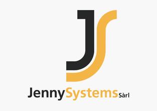 Logo design for JennySystems