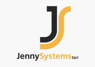 Logo design for JennySystems