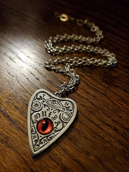 Petite Planchette necklace