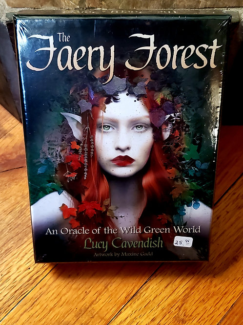 The Faery Forest: Oracle of the Wild Green World