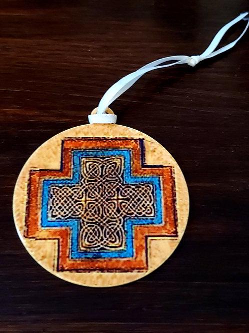 Lovell Designs Christmas Cove ornament (D)