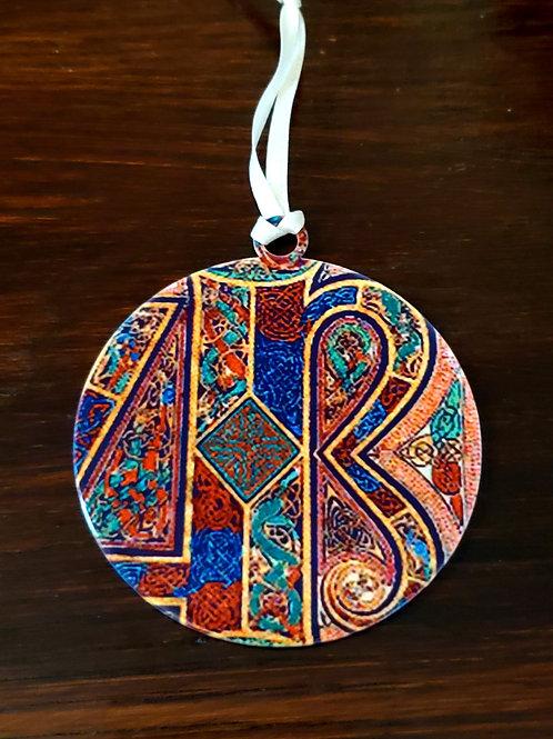 Lovell Designs Christmas Cove ornament (B)