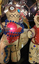 Authentic Voodoo dolls from New Orleans