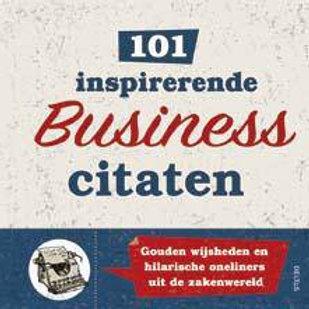 101 inspirerende businesscitaten