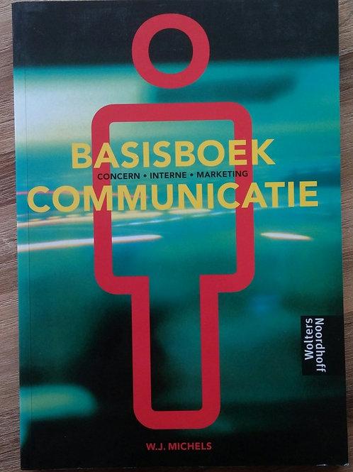 Basisboek communicatie