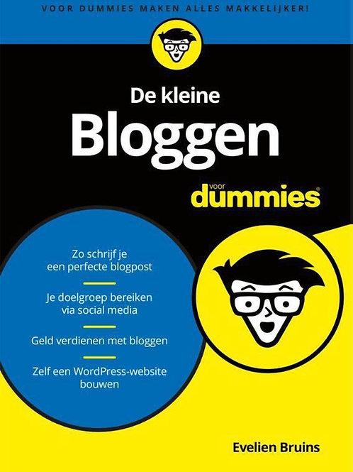 Bloggen voor dummies