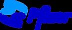 Logo Pfizer entreprise pharmaceutique