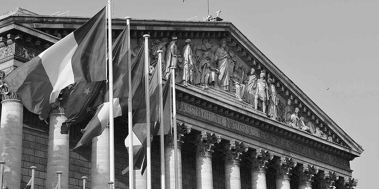 Photo assemblée nationale couverture collège société civile et insitutions publiques