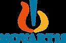 Logo novartis membre bienfaiteur de G&CTI
