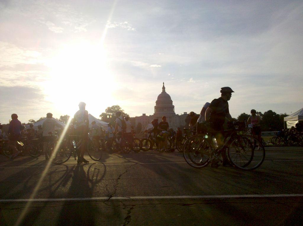 Bike DC at Capitol