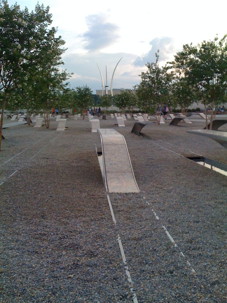 9-11 Memorial at Pentagon