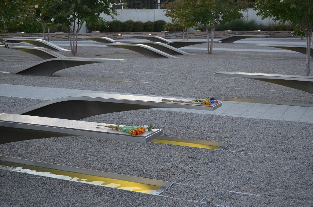 9-11 Memorial on 10th Anniversary