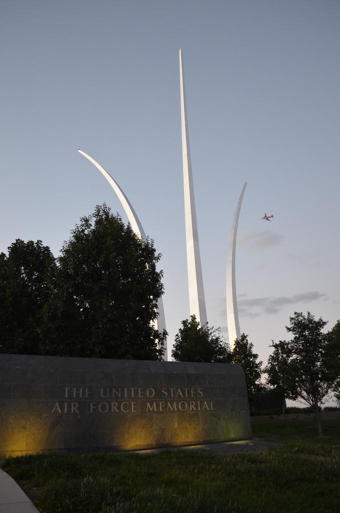 Air Force Memorial 4
