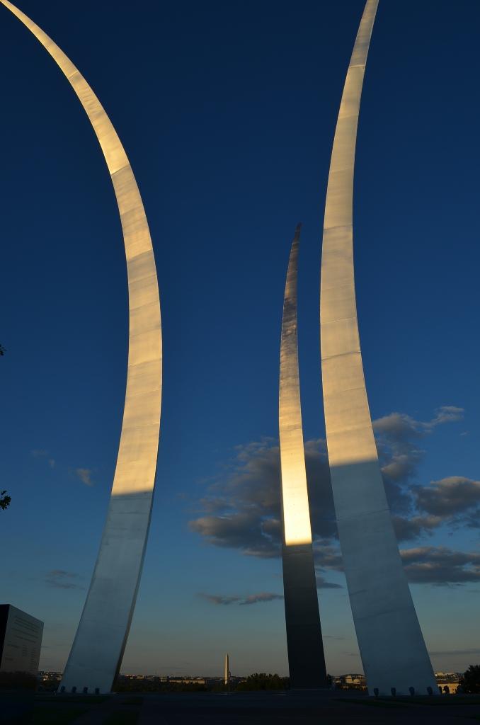 Air Force Memorial 3