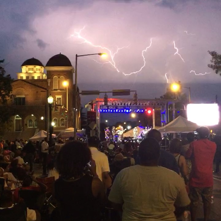 Lighting in Bham