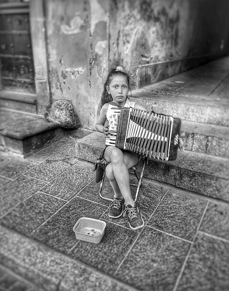 Girl with Accordion, Warsaw, Poland.jpg