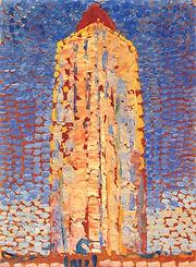 lighthouse-in-westkapelle-1909-piet-mond