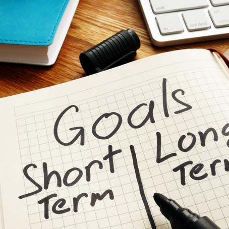 Episode 5 - Short Term Goals