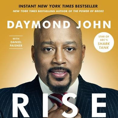 Book Review: Rise & Grind by Daymond John