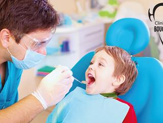 La peur du dentiste chez les enfants