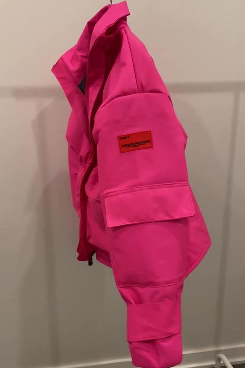 Pink Ski Bloom Jacket