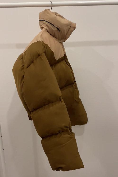 Brown Bloom Jacket