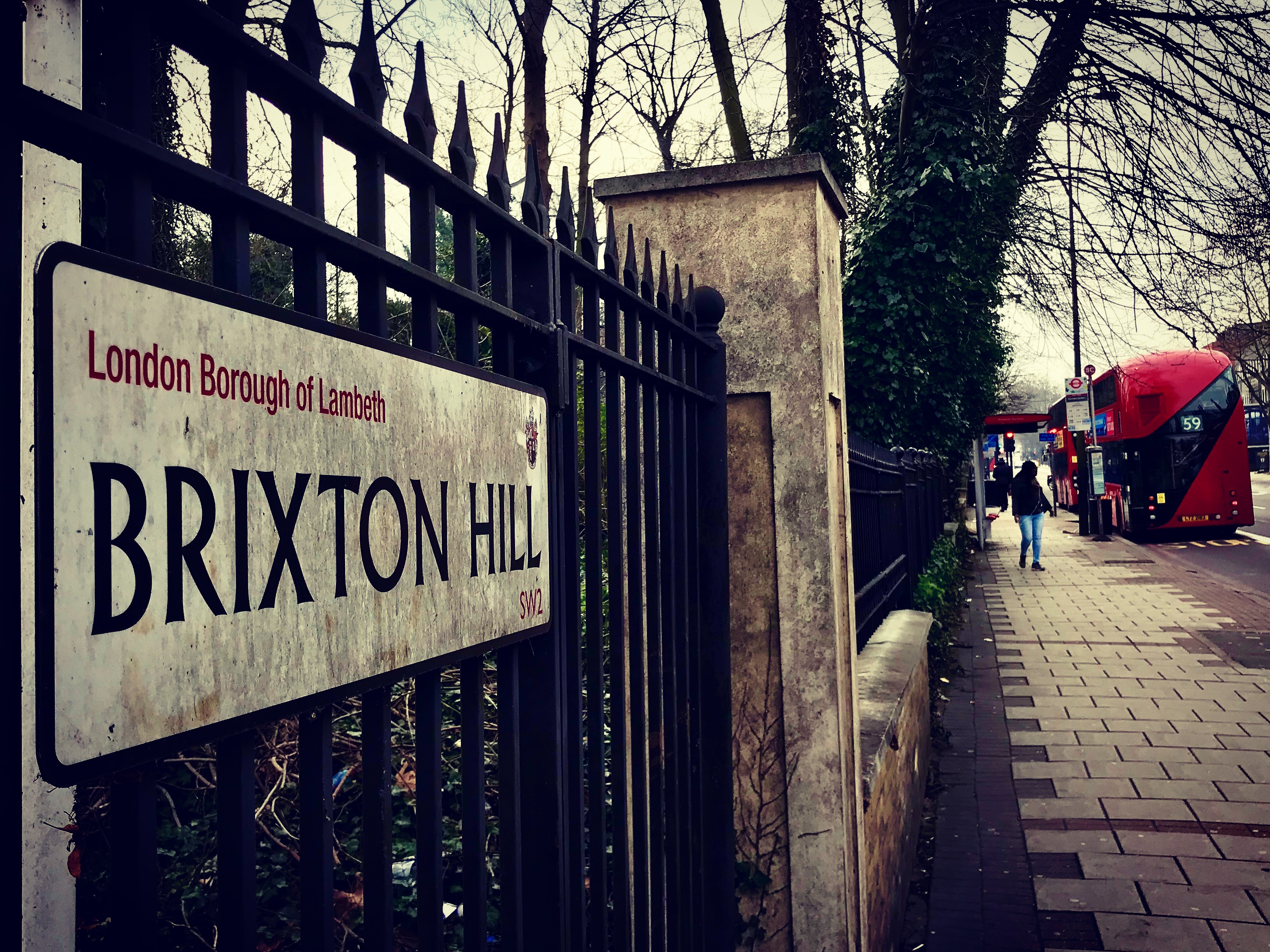 The Road to Brixton
