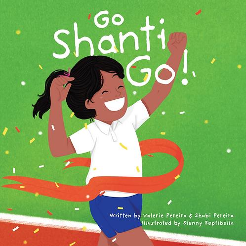 Go Shanti Go (Paperback)