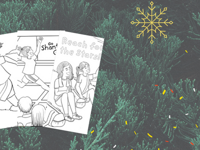 Colouring Sheets from us to you!