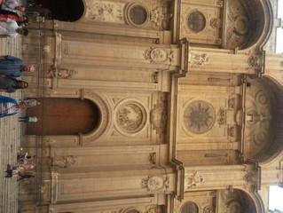 Chapter 4: Bienvenido a España! (Cathedral of Space)