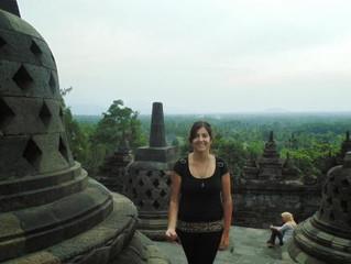 Wesak Day and Borobudur Temple