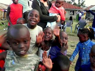 Muzungu in Kenya (MªCarmen Molera Manzano)