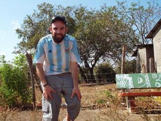 Víctor en Nicaragua