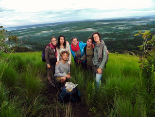 ECOFINDER KENYA, AN EVS EXPERIENCE (by M. Isabel Cánovas Abril)
