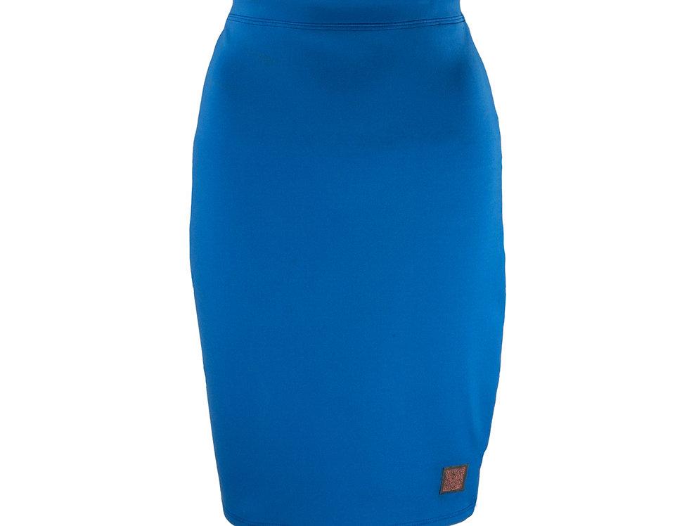 Techno Jersey Skirt