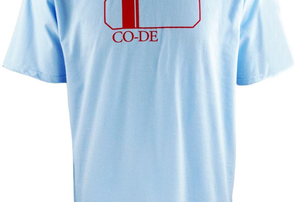Loose Fit Shirt with CO-DE Logo