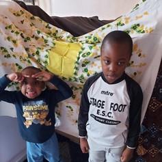 Noah et son frère